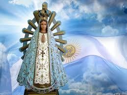 Consagración de la Patria a la Virgen de Luján