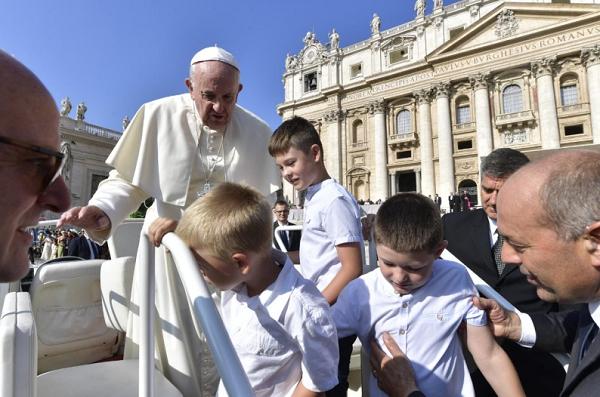 Catequesis del Papa Francisco del 29 de agosto