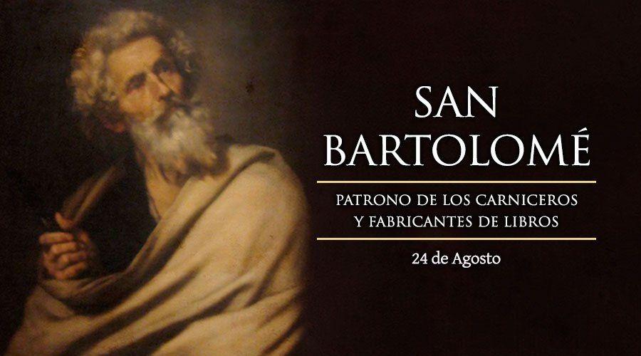 San Bartolomé (Nathanael)