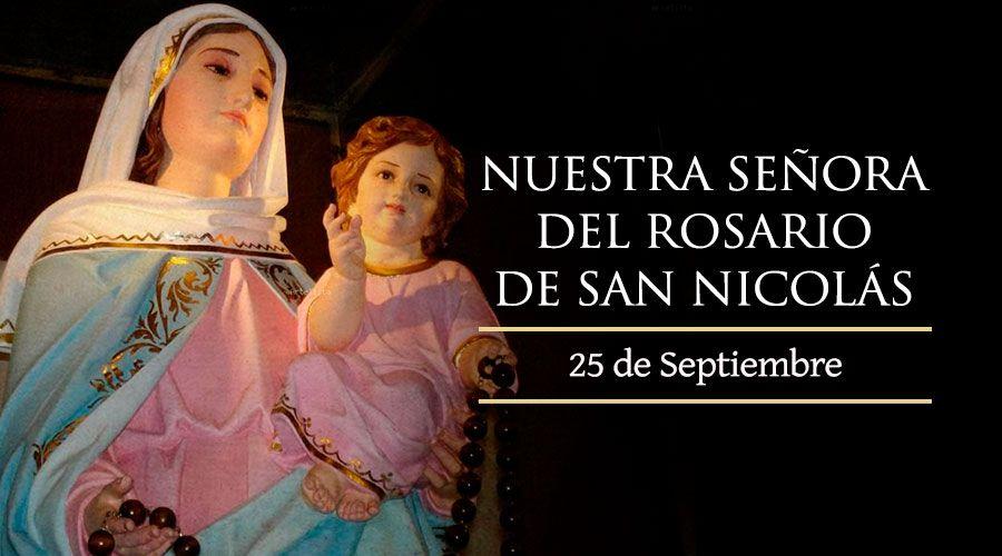 Nuestra Señora del Rosario de San Nicolás