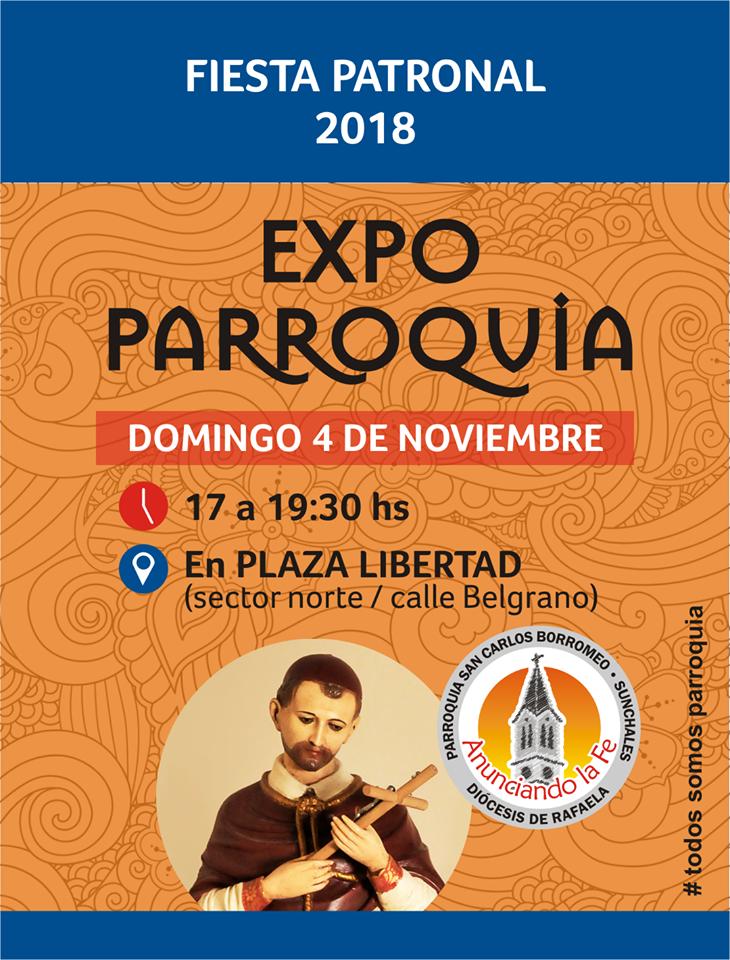 Fiesta Patronal de Sunchales 2018
