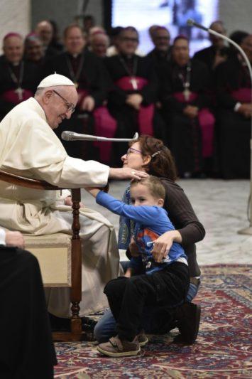 Catequesis del Papa Francisco que concluye itinerario sobre el Decálogo -28 de noviembre