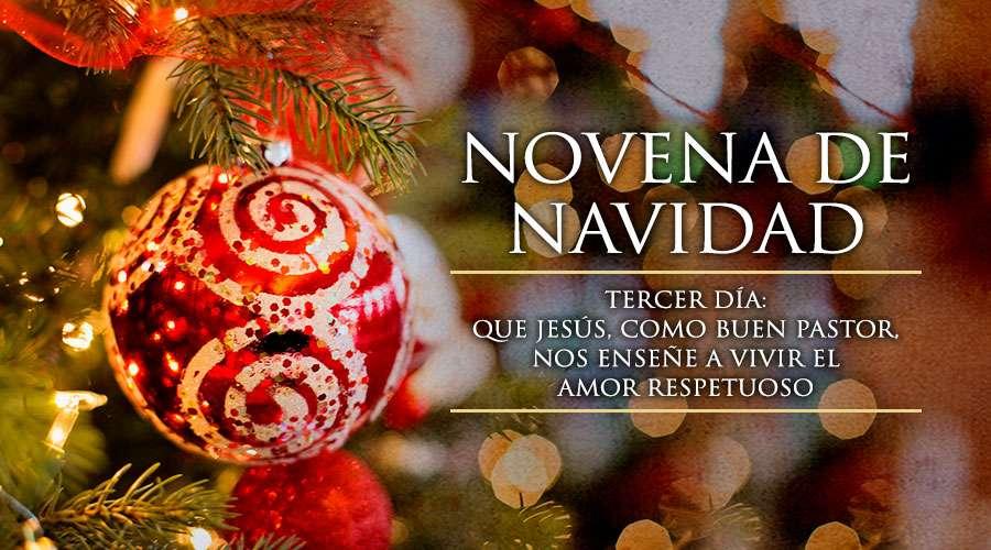 Novena de Navidad, tercer día