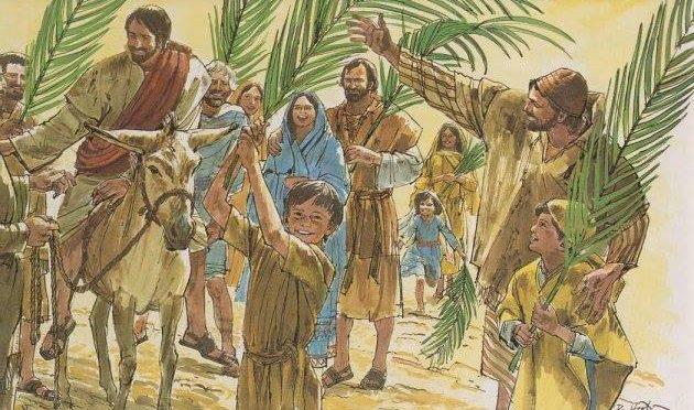 Reflexión del Evangelio del P. José Luis Riberi