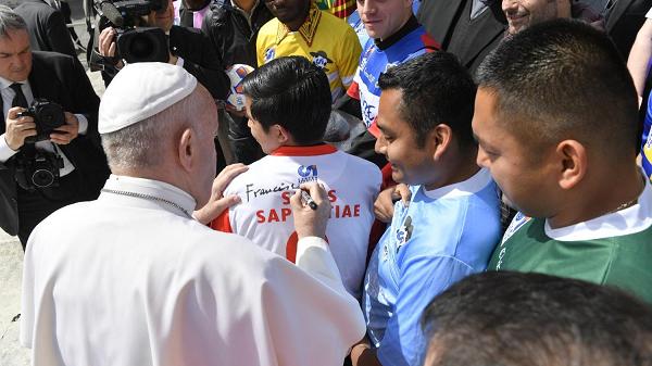 Catequesis del Papa Francisco del 29 de mayo: La Palabra y el Espíritu Santo