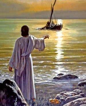 Reflexión del Evangelio del Padre José Luis Riberi – Domingo 5 de Mayo 2019