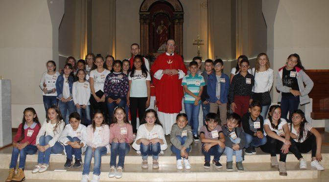 Sacramento de la Confirmación – zona Inmaculada Concepción 18-09-19