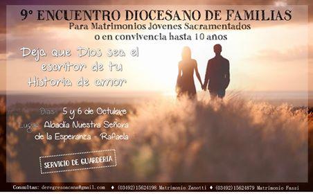 Encuentro diocesano de familias