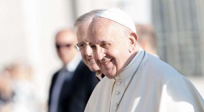 Audiencia general del Papa Francisco – 30 de octubre