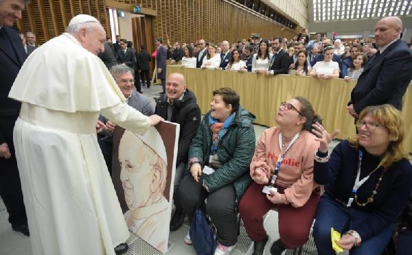 El Papa Francisco explica en qué consiste el llanto por haber pecado – Catequesis del 12 de febrero