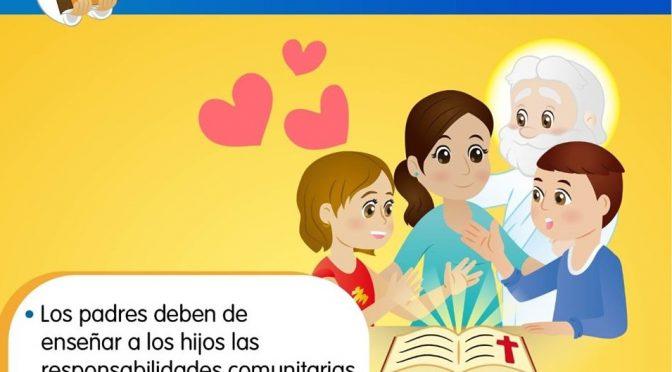 ¡Jesús vive en nuestras familias!