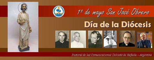 1 de mayo San José Obrero – Día de la Diócesis