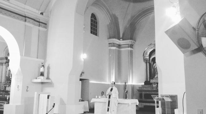 3° día de la Novena en honor a San Carlos