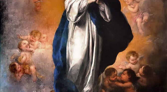Conocemos nuestras zonas pastorales: Hoy Inmaculada Concepción