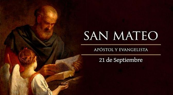 San Mateo el Evangelista