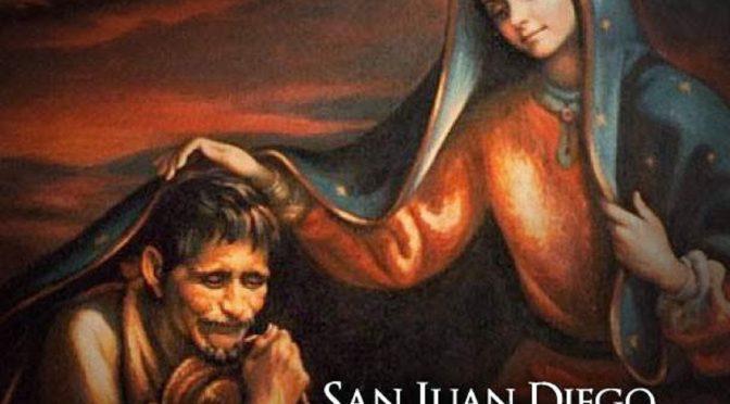 9 de diciembre San Juan Diego