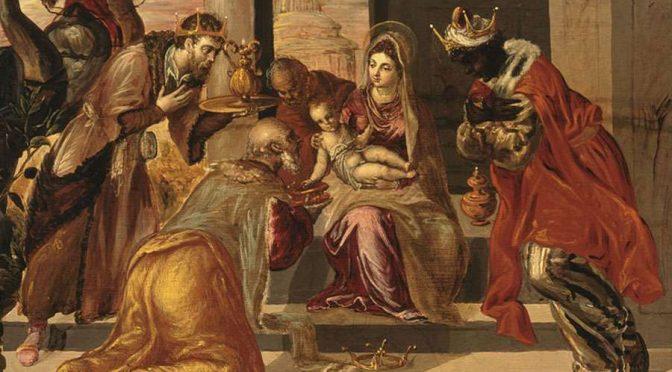 Anticipando la Epifanía
