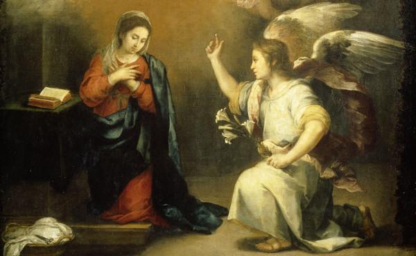 Solemnidad de la Anunciación